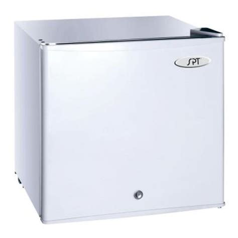 Home Depot Freezers Upright by Spt 1 1 Cu Ft Upright Compact Freezer In White Energy