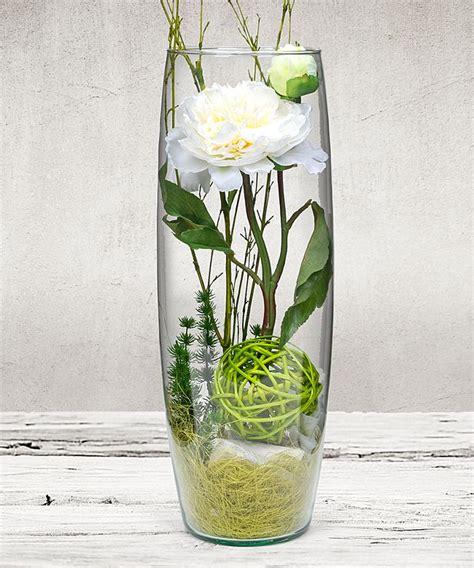 Deko Hochzeit Vasen by Deko Vase Paeonie Wei 223 40cm Jetzt Bestellen Bei