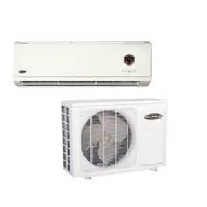 soleus electric heat ductless mini split wall mounted high wall heat split system