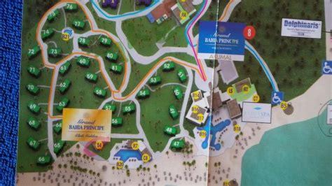 akumal resort hotel map map of akumal