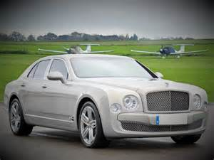 Bentley Hire Birmingham Silver Bentley Mulsanne Limousine Hire Birmingham