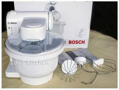 Mixer Kue Bosch from ida s kitchen mikser bosch 4405