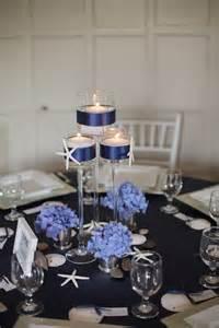 nautical themed centerpieces nautical wedding centerpieces nautical candle wedding