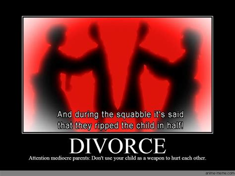 Divorce Memes - divorce anime meme com