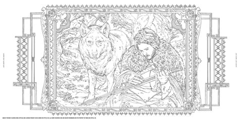 thrones colouring book ideas new of thrones coloring book is coming brace yourself
