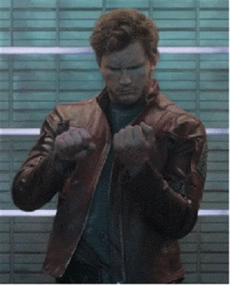 Middle Finger Meme Gif - uncensored starlord middle finger gifs find share on giphy