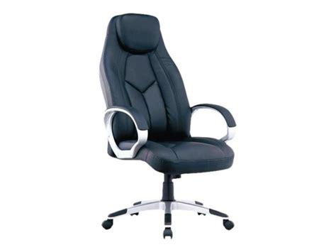 mobilier bureau qu饕ec fauteuil de bureau pilote tissu polyur 233 thane