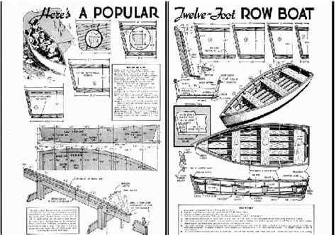 Wood Boat Plans Free Download
