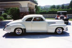 Custom Interior Cars 1941 Cadillac Custom Deluxe Coupe 116030