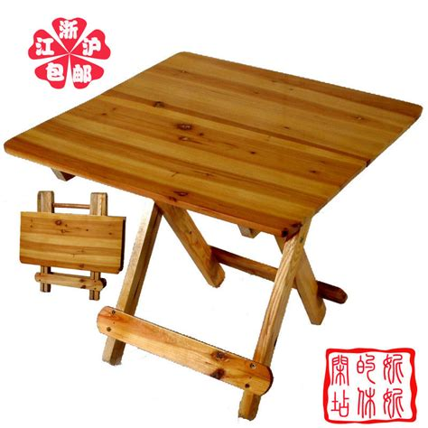 Small Wood Folding Table Simple Wood Folding Table Portable Folding Table Small Side Table Study Tables Stall Mahjong