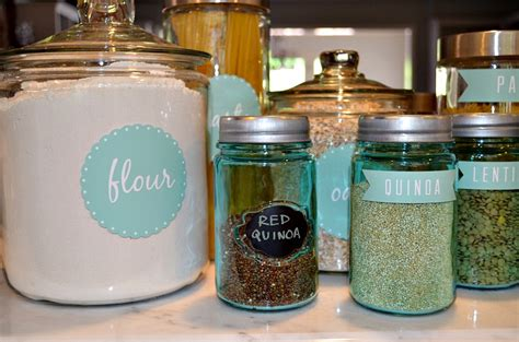 Glass Pantry Jars by Hunger Is Not Your Enemy 8 Steps To A Healthy Organized Pantry The Book