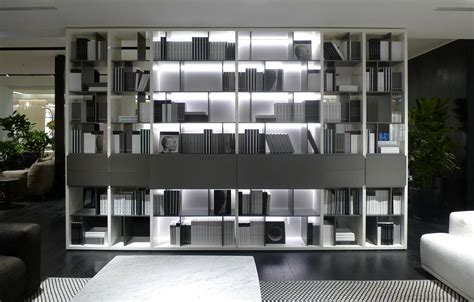 poliform libreria poliform opens another space in china ifdm