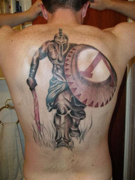 scottish warrior tattoo designs warrior tattoos