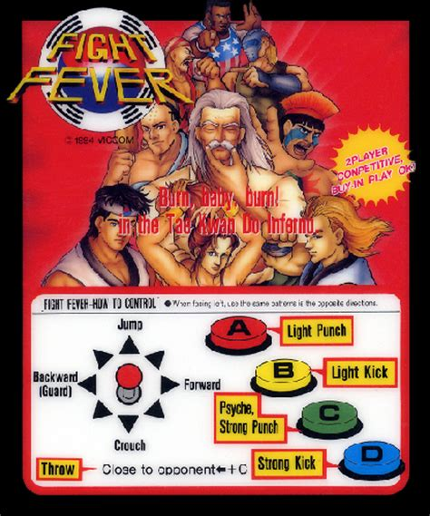 emuparadise neo geo fight fever set 1 rom