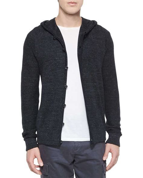 Hooded Cardigan mens hooded cardigan sweater sweater