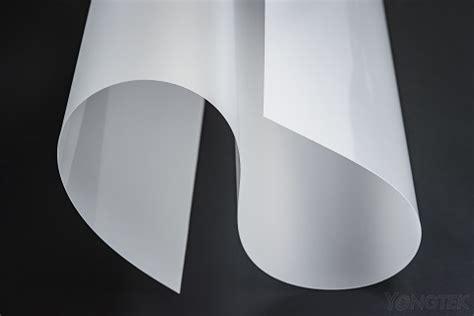 Fluorescent Light Diffuser Panel Diffuser Film For Yongtek Co Ltd