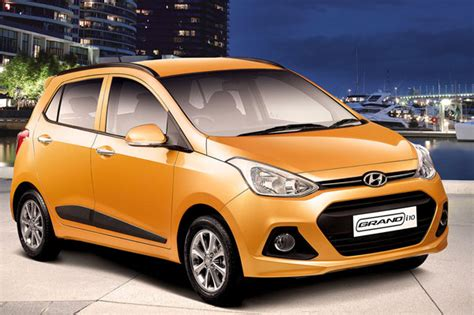 hyundai grand i 10 automatic hyundai grand i10 automatic now on sale autocar india