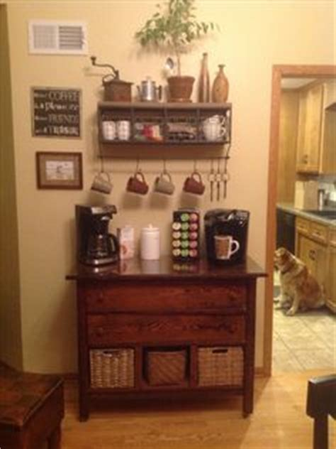 1000 images about coffee wine station on