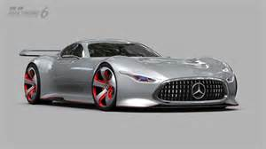 mercedes amg vision gran turismo racing series for