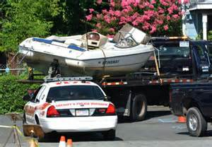 speed boat on hudson river man behind hudson wreck may have been drunk officials