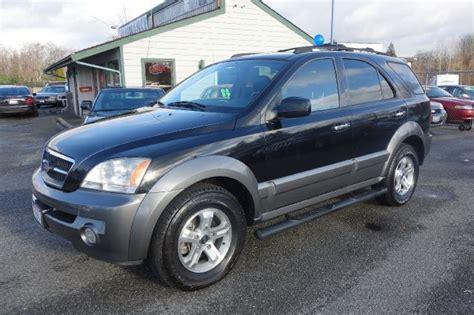 2003 Kia Sorento Suv Used Cars Everett Cars For Sale Seattle Lynnwood