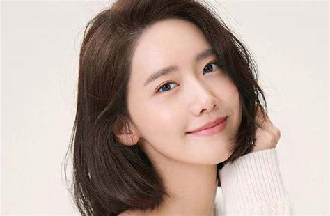 model rambut pendek korea wanita
