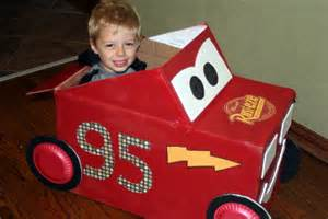 Lighting Mcqueen Car Box Greene Acres Hobby Farm Lightning Mcqueen Cardboard Car