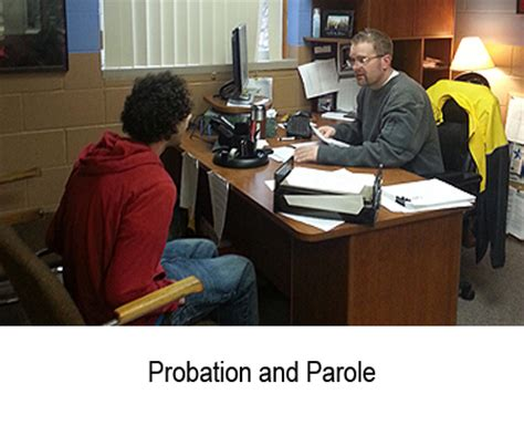 Parole And Probation Office by Eighth Judicial District Department Of Correctional Services