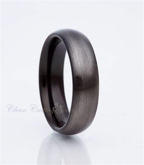 Carbide Wedding Band by Best 25 Tungsten Carbide Wedding Bands Ideas On