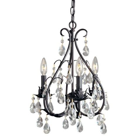 Mini Black Chandelier Mx2015 3 Light Mini Chandelier Coffee Black Shopping Cesazuyi