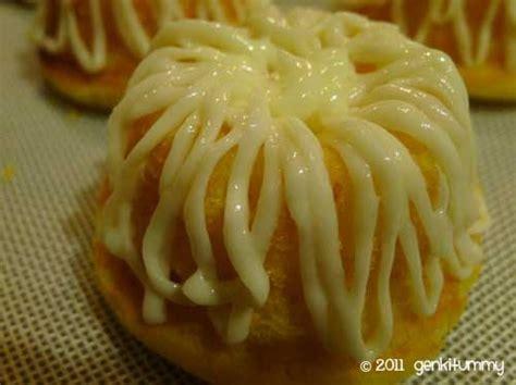 genki tummy mock nothing bundt cake lemon cakes