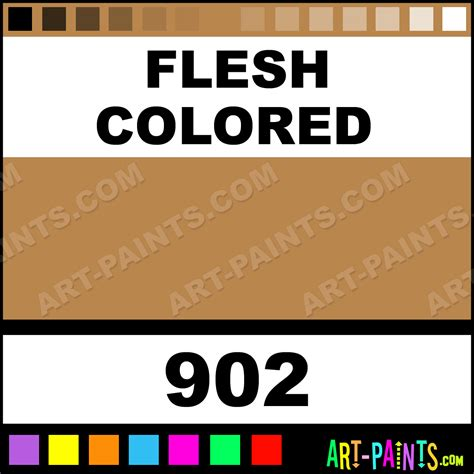 flesh colored flesh colored cosmetic paints 902 flesh