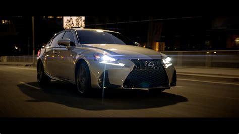 lexus ads 2017 2017 lexus is commercial elegant edge youtube