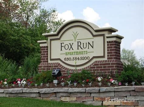 fox run apartments st charles il walk score