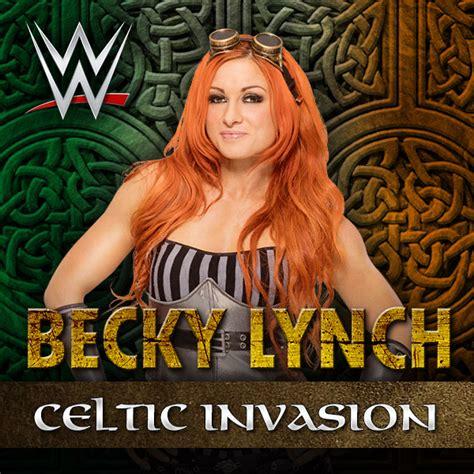 becky lynch theme celtic becky lynch by brettbrand on deviantart