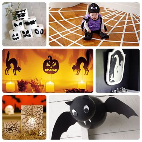 imagenes de halloween para decorar 25 ideas baratas para decorar tu casa en halloween
