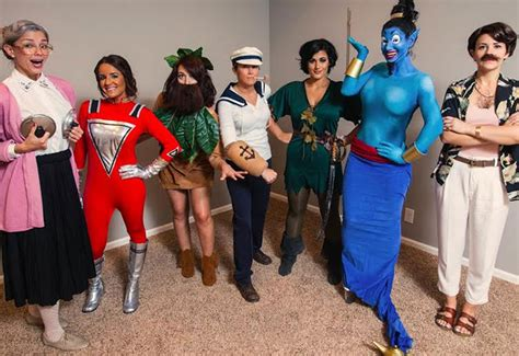 actor and actress costumes every year these friends dress up as the roles of one