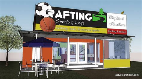 Gambar Desain Toko Olahraga   konsultasi desain rumah gratis contoh sur