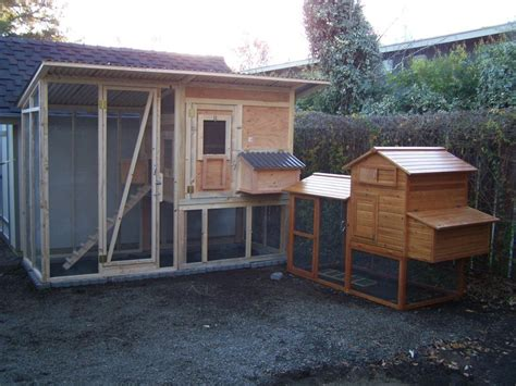 Handcrafted Coops - models for the birds handmade chicken coops