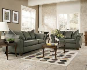 cheap livingroom chairs signature design durapella living room set