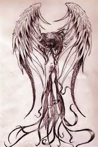 angel of sorrow by krystaltrinity on deviantart