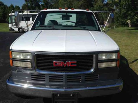 2000 gmc truck bed for sale gmc 3500 2000 flatbeds rollbacks