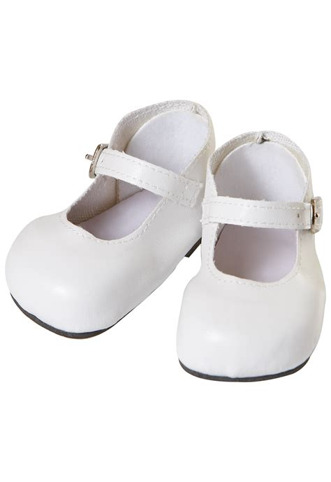 adora baby doll shoes white