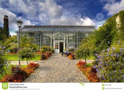 sanssouci tuin botanische tuin in sanssouci park potsdam royalty vrije