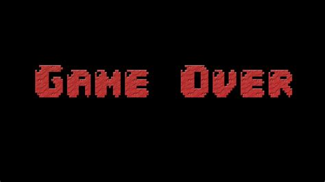 wallpaper game over hd 2048 x 1152 bing images