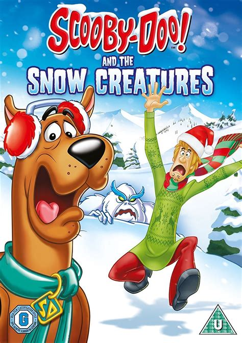 More Scooby Doo Now On Dvd by Scooby Doo And The Snow Creatures Dvd C U Ebay