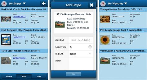 ebay bid best android apps for buying or selling on craigslist and ebay