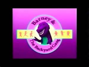 Barney The Backyard Gang Three Wishes Barney S Campfire Sing Along Custom Intro Doovi
