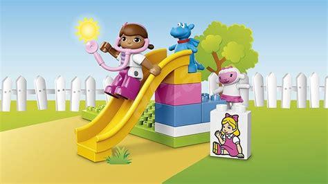 Doc Mcstuffins Rosie The Ambulance Lego Duplo Disney 10605 lego duplo 10605 doc mcstuffins rosie the ambulance building kit alzashop