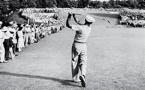 ben hogan swing 1953 inspiration the scratch pad myscorecard blog